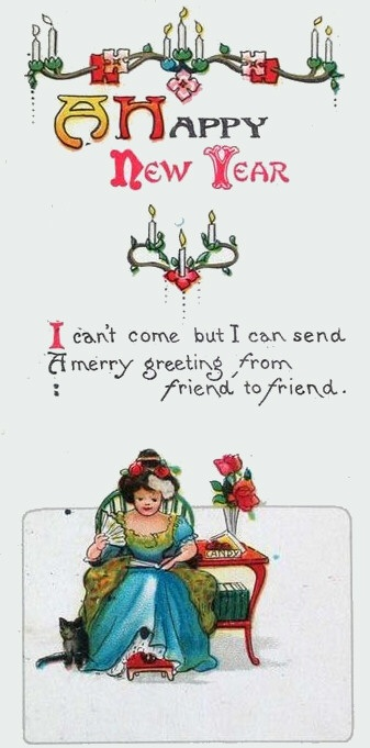 Vintage Victorian postcard. (Image via Squidoo)